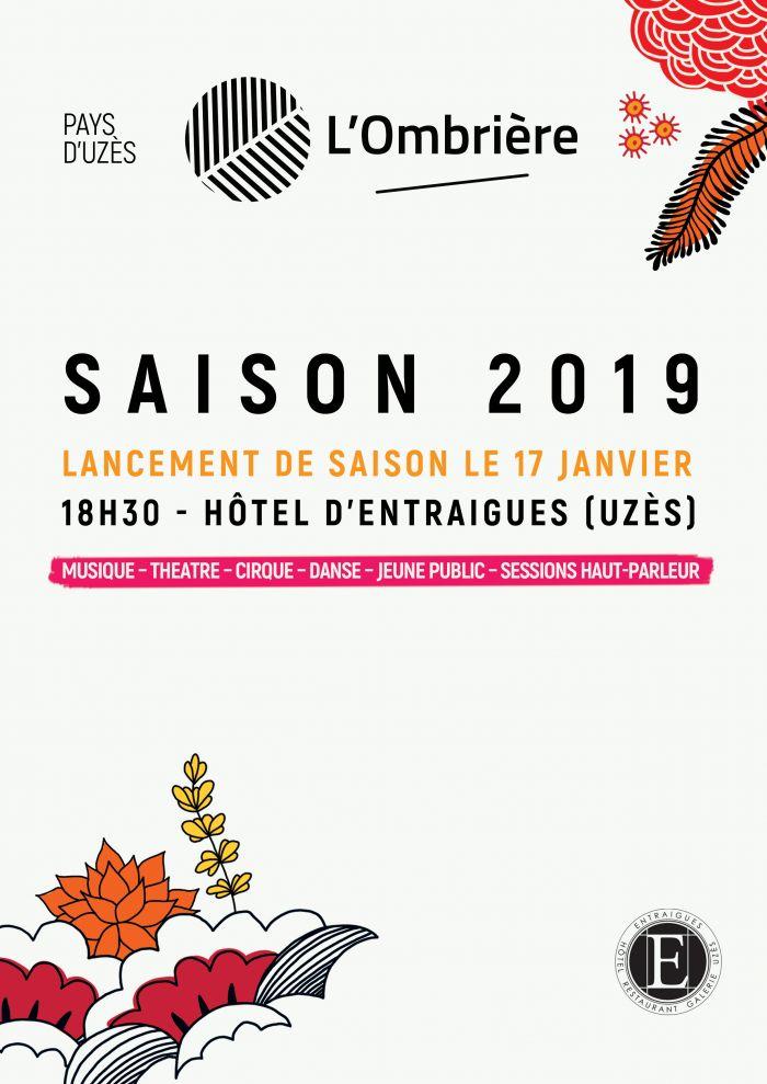 Lancement de saison 2019 de l'Ombrière