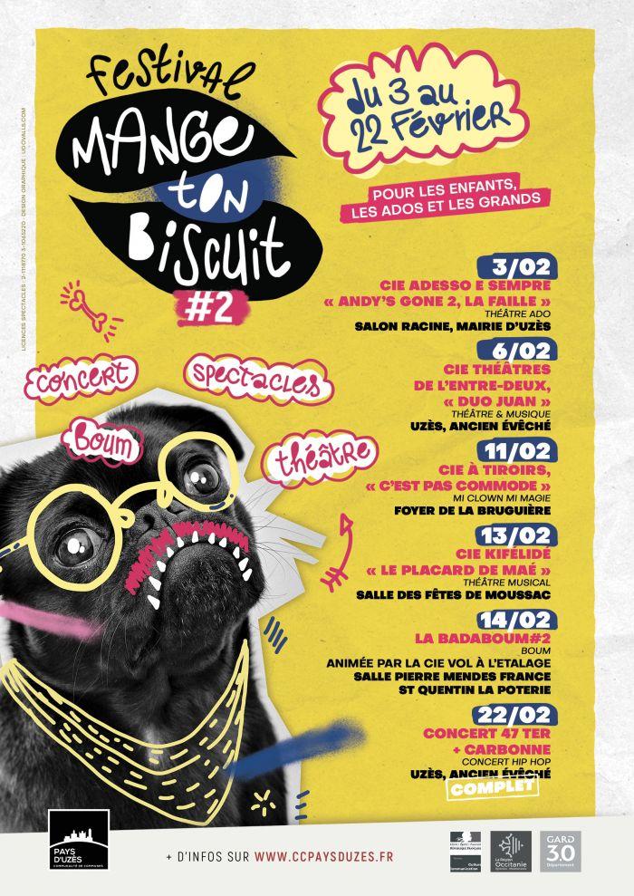 Festival Mange ton biscuit