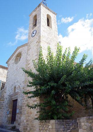 Histoires de clochers à Collorgues