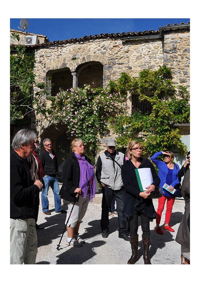 Visite Guidée Histoires de Clochers à Arpaillargues