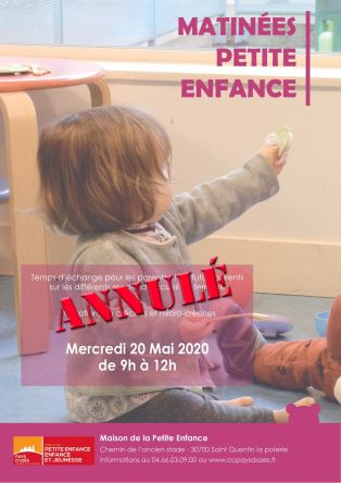Matinée Petite Enfance