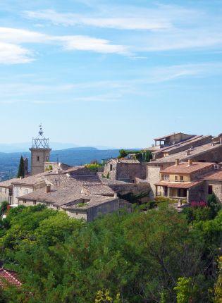 Histoires de clochers à Saint Victor des Oules