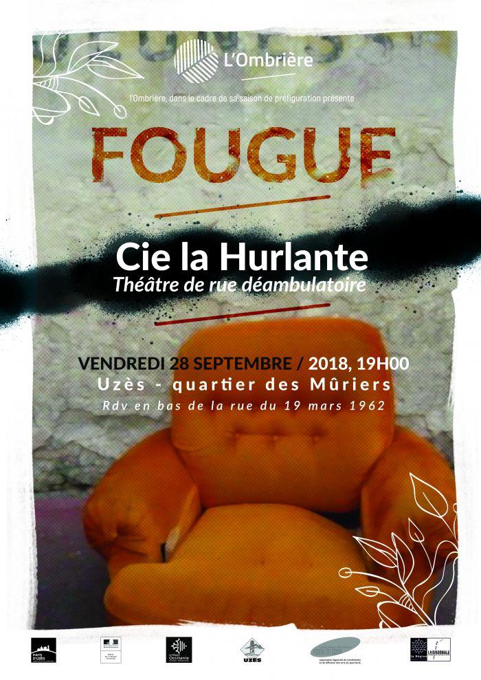 Fougue - Théâtre de rue déambulatoire