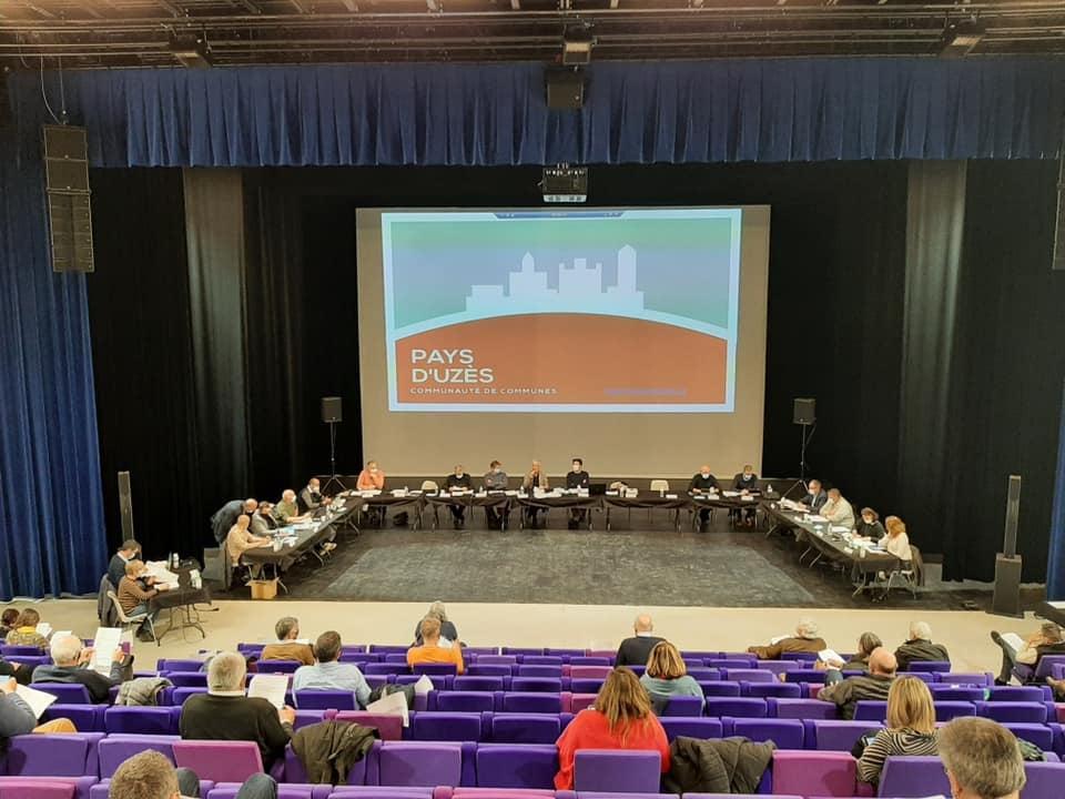 Le budget 2021 voté à l'unanimité