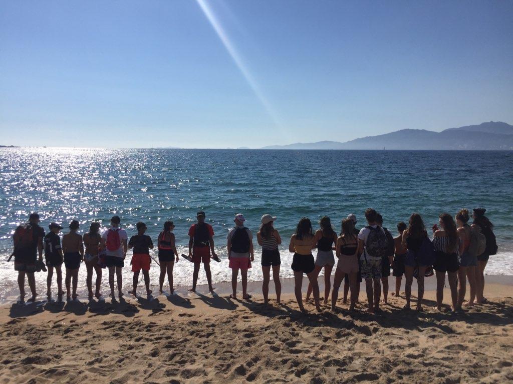 Séjour été 2018 - Corse