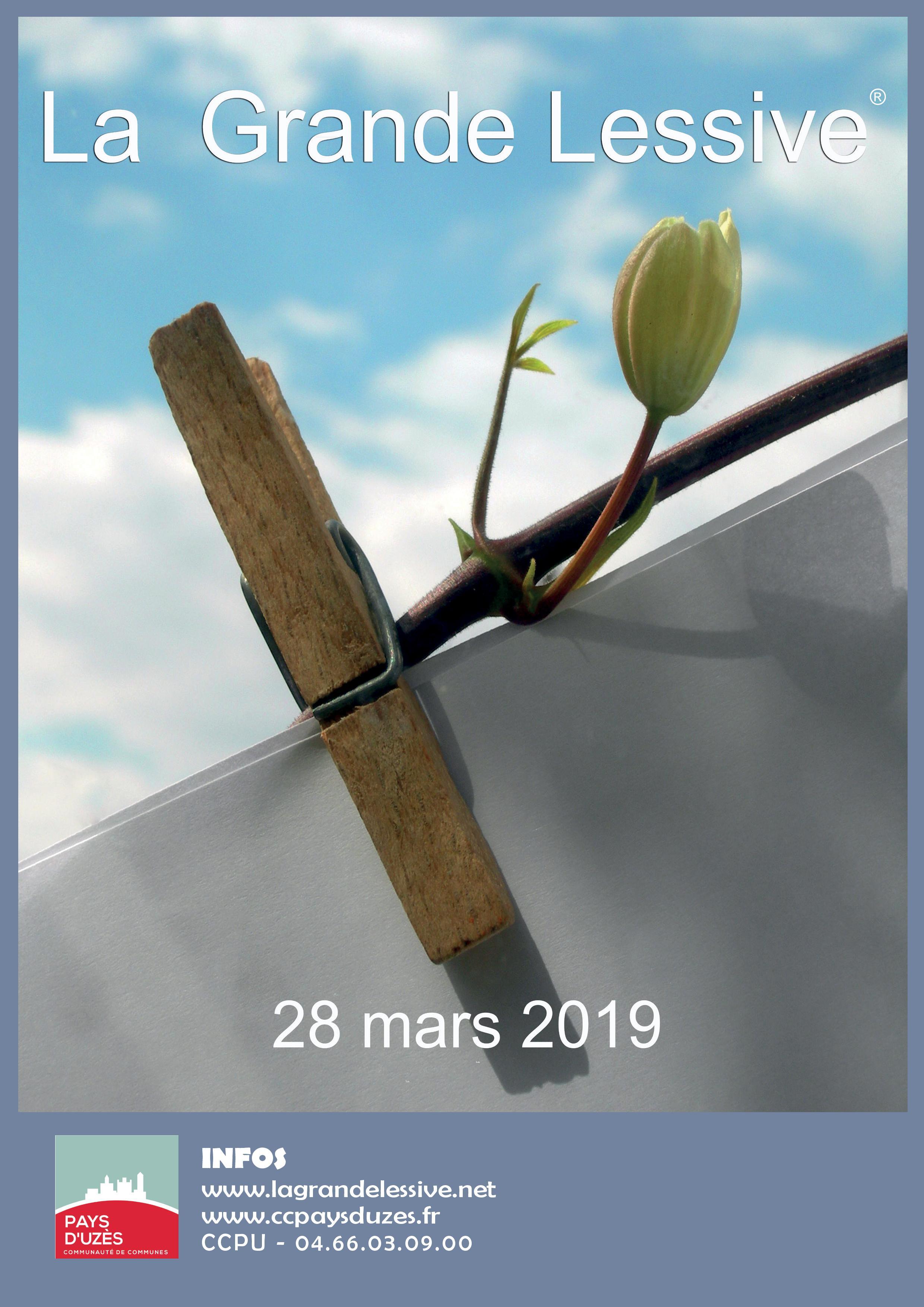Grande Lessive 2019