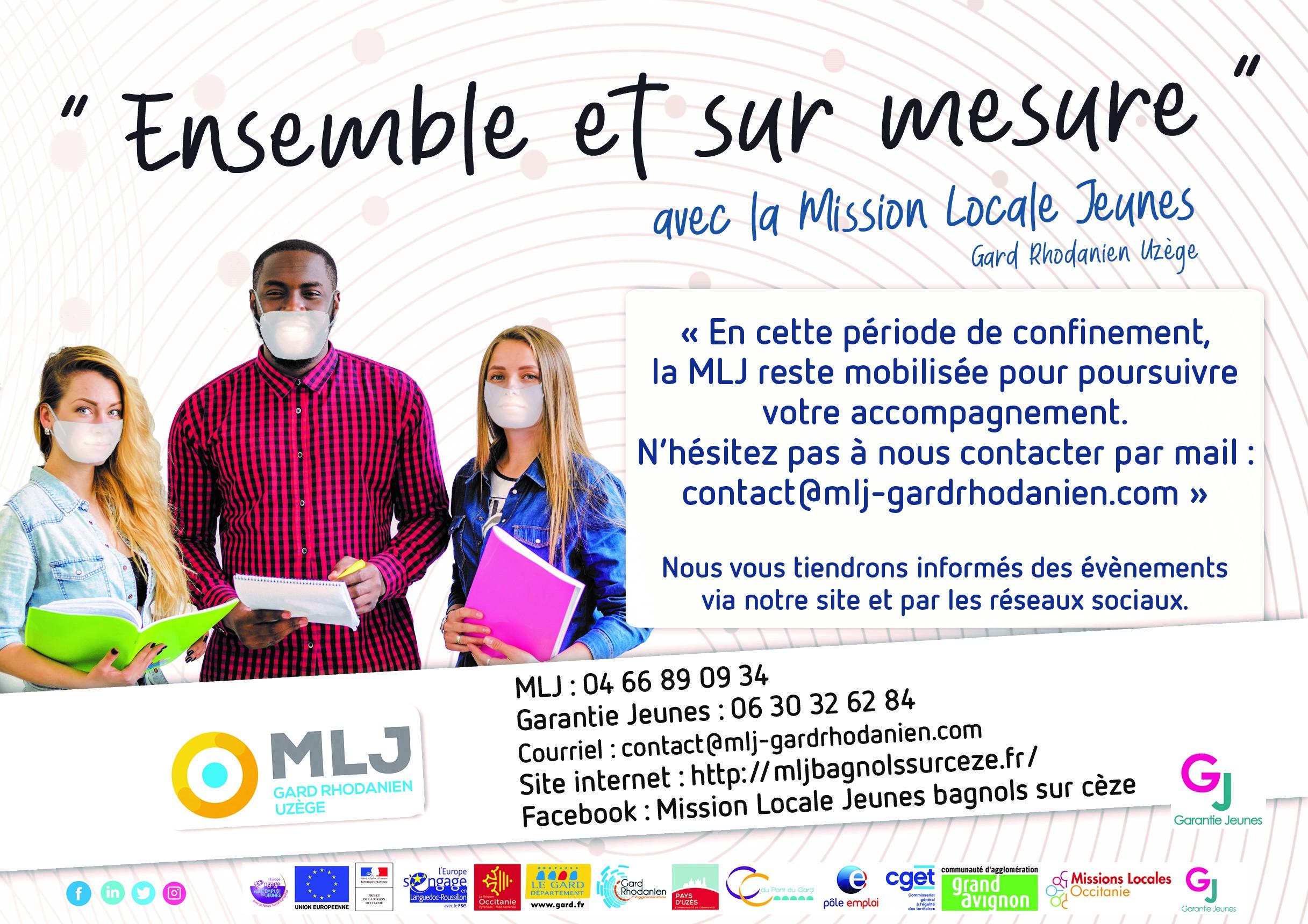 La Mission Locale Jeunes mobilisée