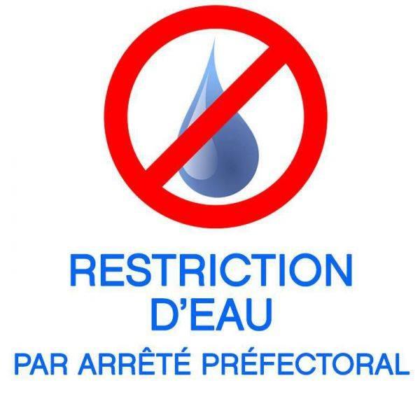 Restriction d'eau en Pays d'Uzès