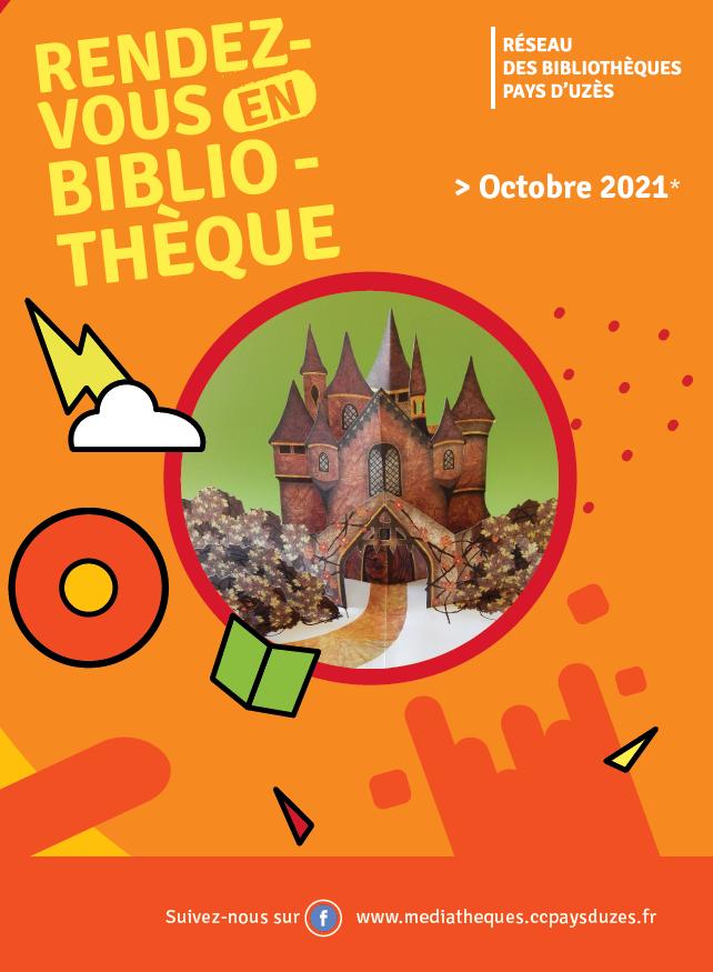 Réseau des bibliothèques Octobre 2021