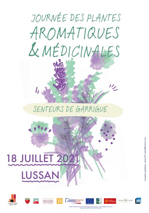 « Senteurs de garrigue » le 18 juillet à Lussan