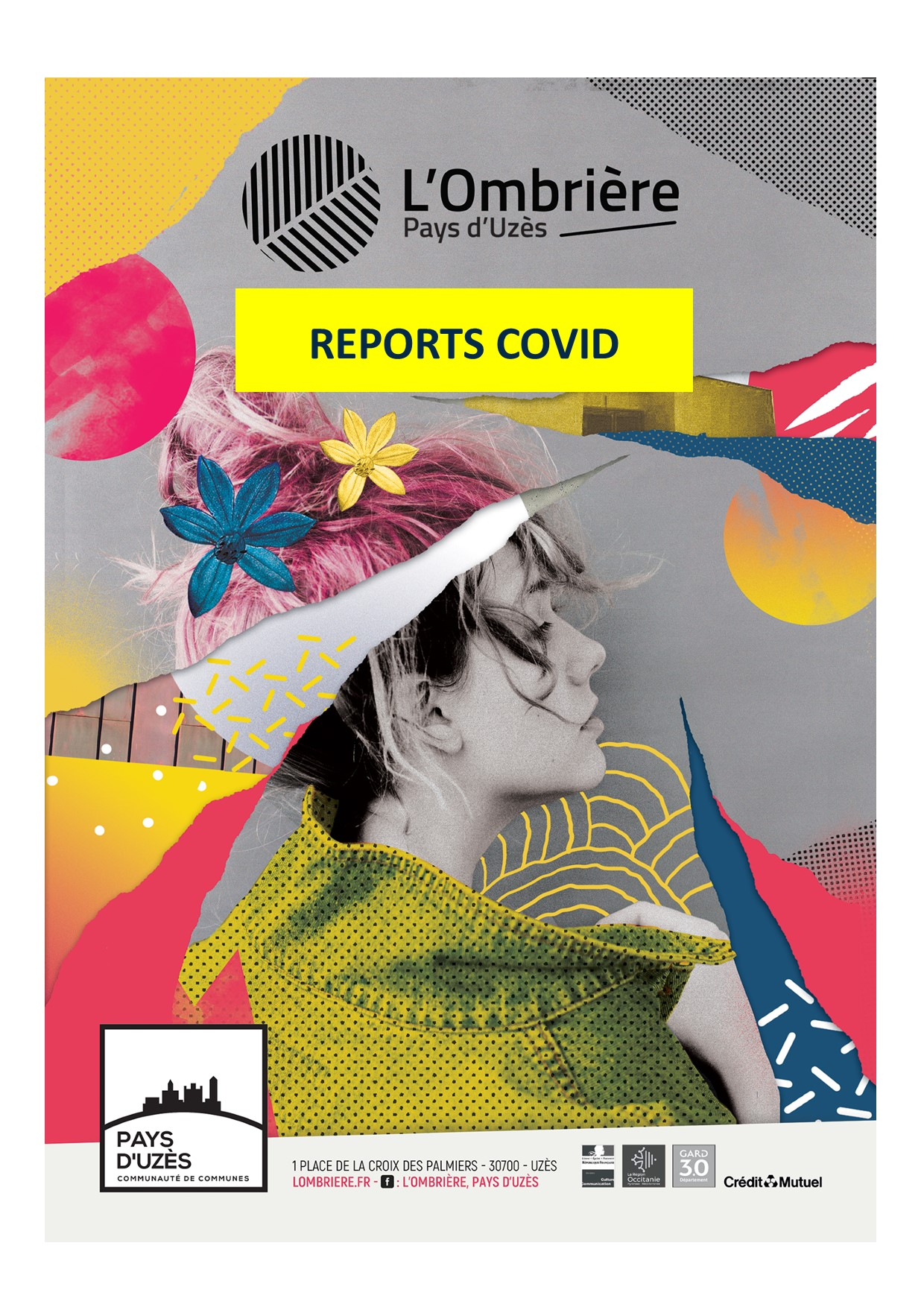 Ombrière Reports Covid