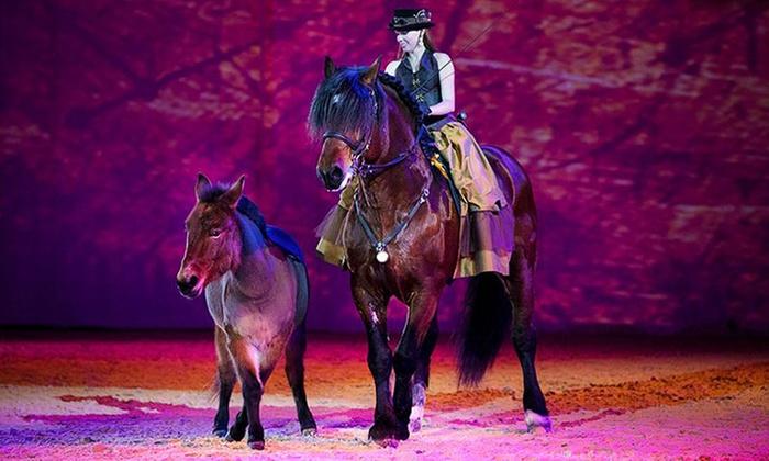 « Les peuples cavaliers », nouveau spectacle équestre du Haras National d'Uzès