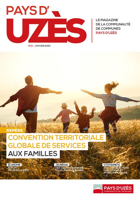 Le magazine Pays d'Uzès n°13