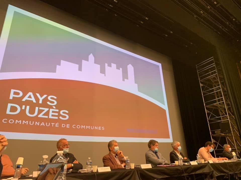Conseil communautaire : présentation du rapport d'orientations budgétaires