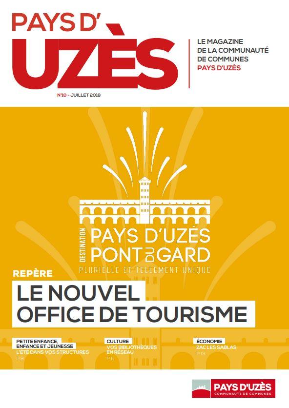 Le magazine Pays d'Uzès n°10