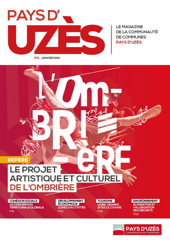 Le magazine Pays d'Uzès n°11