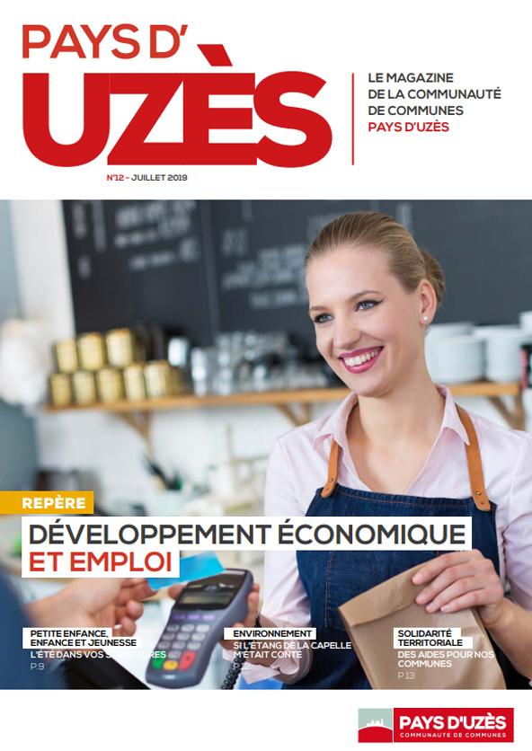 Le magazine Pays d'Uzès n°12