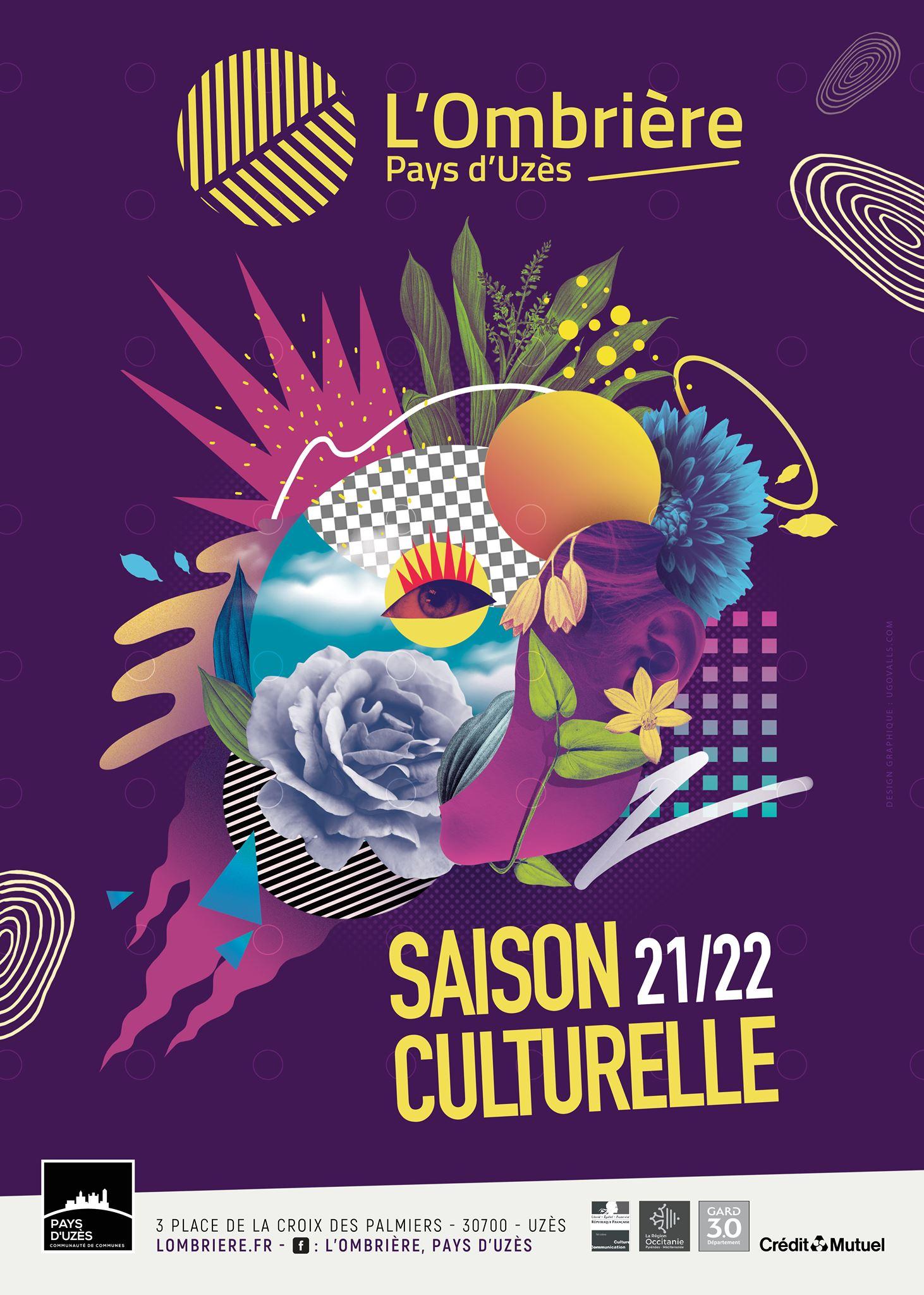Programme L'Ombrière 2021/2022