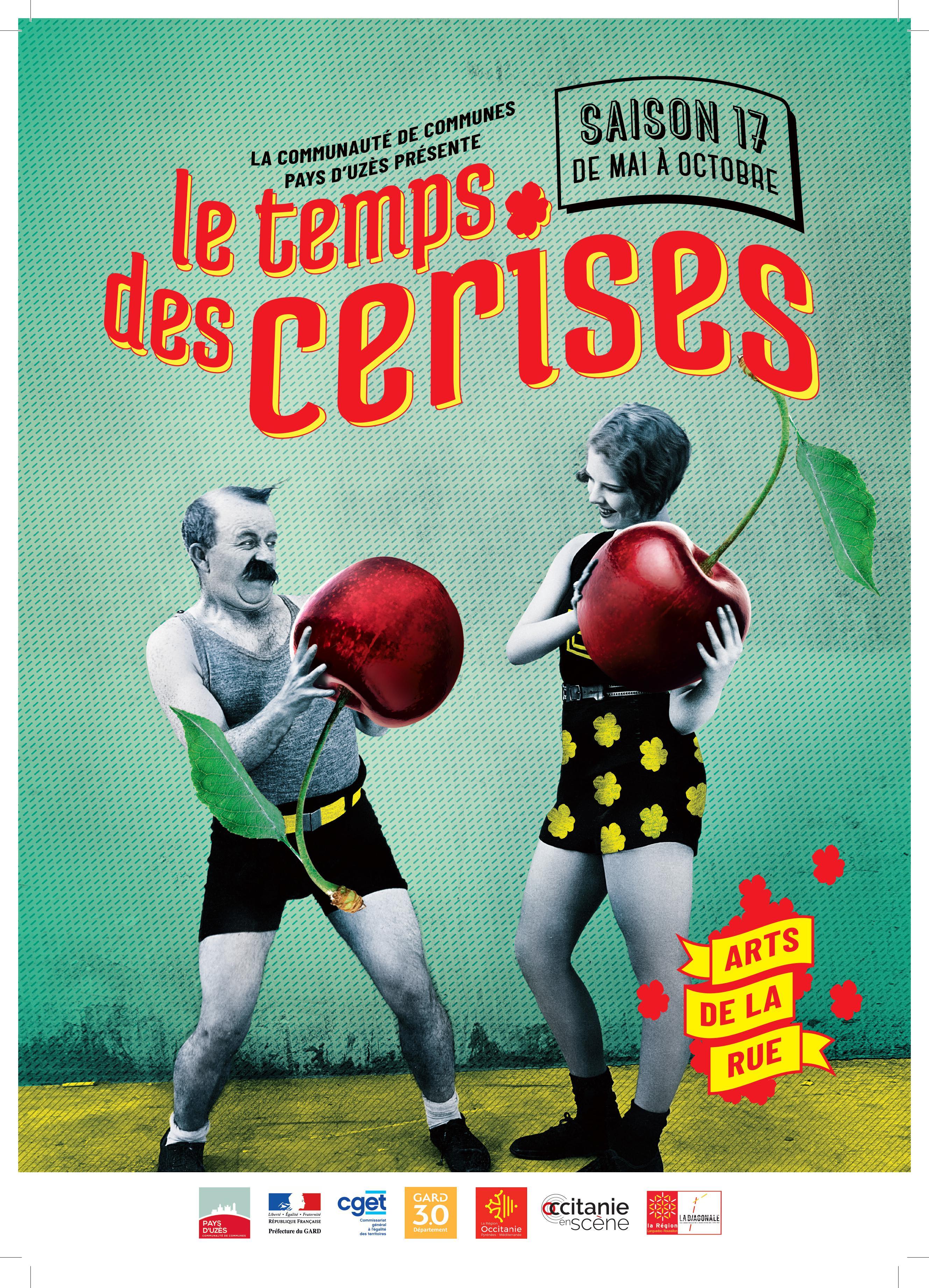 Saison#17 Le Temps des Cerises - ANNULATION Épisodes 1 et 2